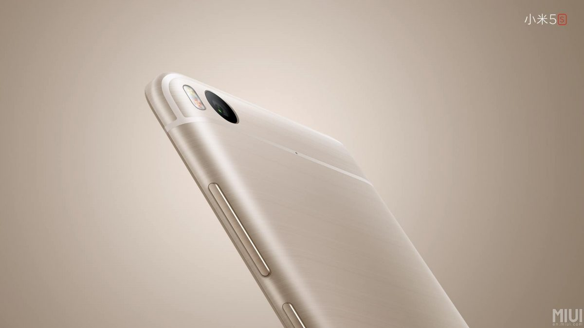 """Xiaomi Mi5s und Mi5s PLUS 5,7"""" Version mit Snapdragon 821 und Ultrasonic-Fingerabdruck vorgestellt 29"""
