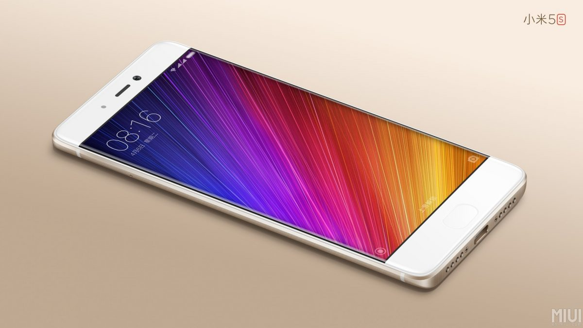 """Xiaomi Mi5s und Mi5s PLUS 5,7"""" Version mit Snapdragon 821 und Ultrasonic-Fingerabdruck vorgestellt 30"""