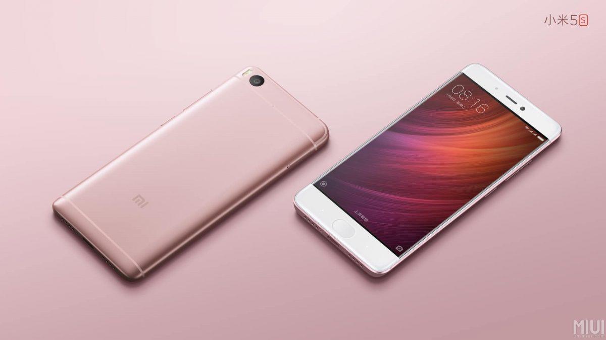 """Xiaomi Mi5s und Mi5s PLUS 5,7"""" Version mit Snapdragon 821 und Ultrasonic-Fingerabdruck vorgestellt 31"""