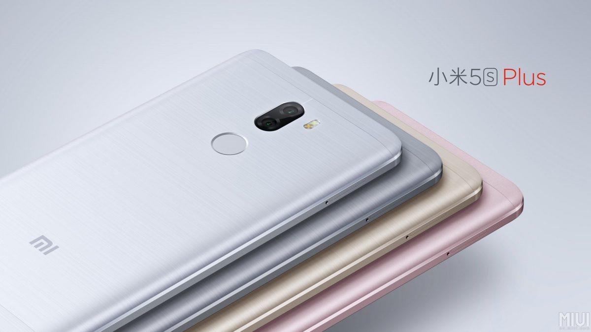 """Xiaomi Mi5s und Mi5s PLUS 5,7"""" Version mit Snapdragon 821 und Ultrasonic-Fingerabdruck vorgestellt 5"""
