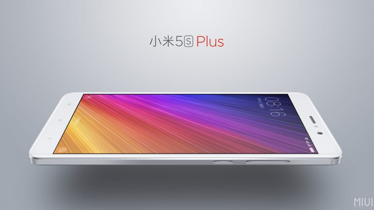 """Xiaomi Mi5s und Mi5s PLUS 5,7"""" Version mit Snapdragon 821 und Ultrasonic-Fingerabdruck vorgestellt 6"""