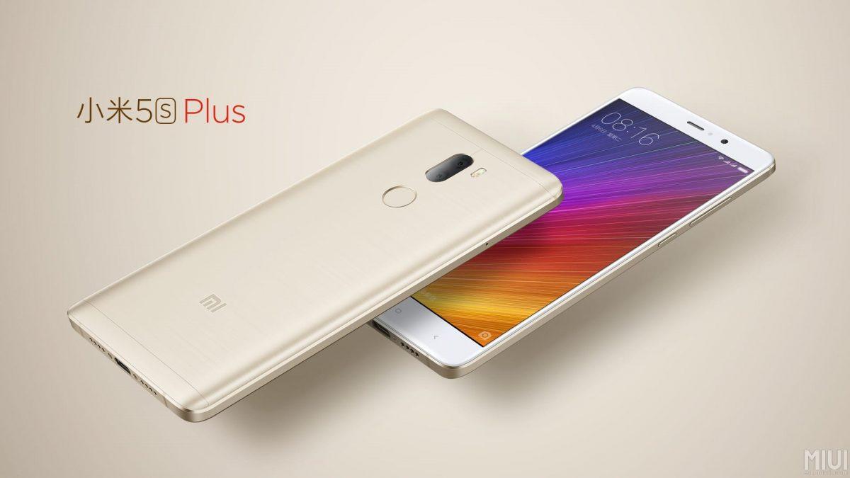 """Xiaomi Mi5s und Mi5s PLUS 5,7"""" Version mit Snapdragon 821 und Ultrasonic-Fingerabdruck vorgestellt 8"""