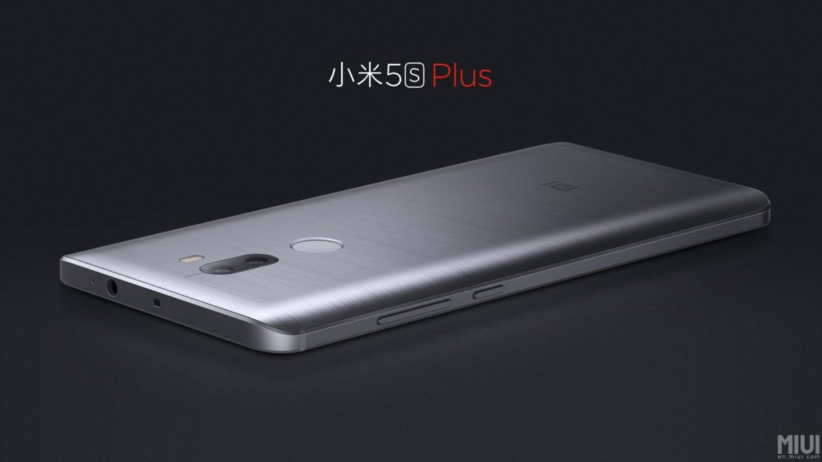 """Xiaomi Mi5s und Mi5s PLUS 5,7"""" Version mit Snapdragon 821 und Ultrasonic-Fingerabdruck vorgestellt 9"""