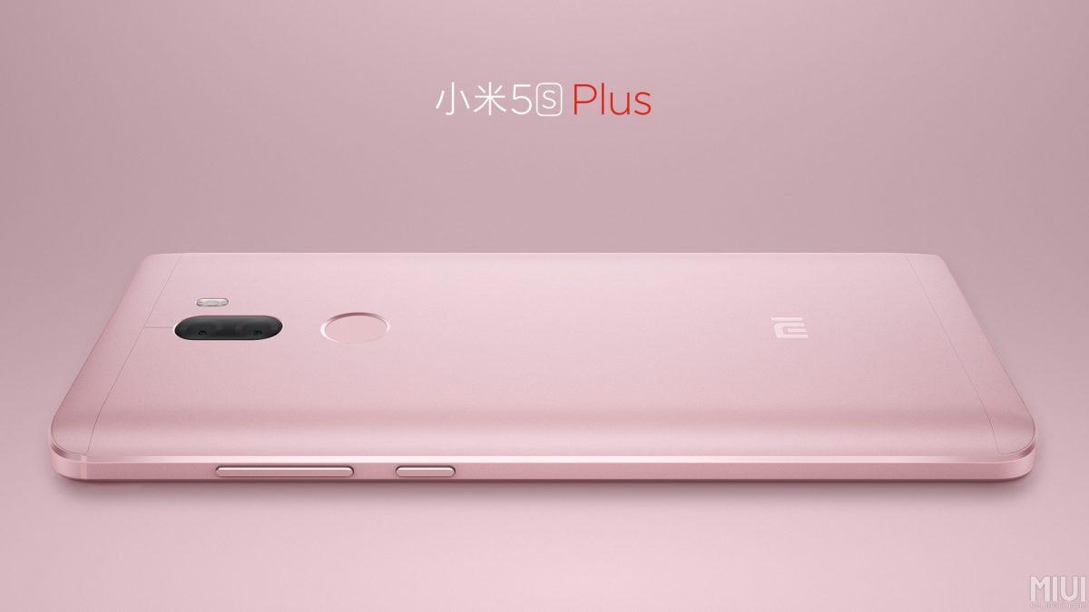 """Xiaomi Mi5s und Mi5s PLUS 5,7"""" Version mit Snapdragon 821 und Ultrasonic-Fingerabdruck vorgestellt 10"""