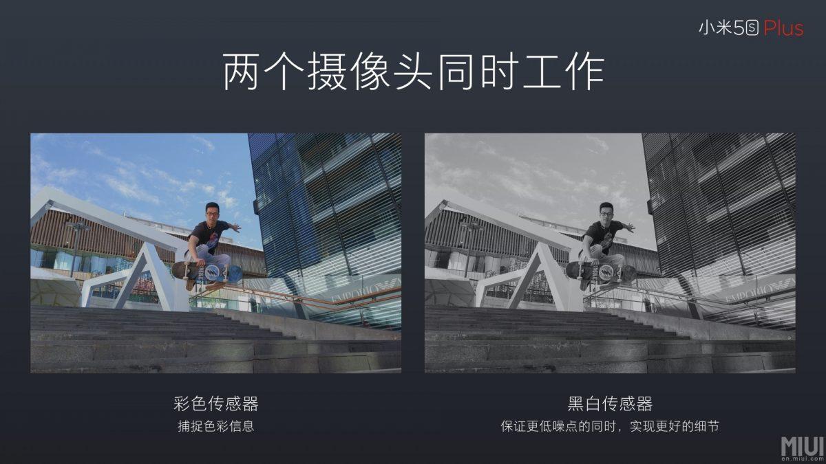 """Xiaomi Mi5s und Mi5s PLUS 5,7"""" Version mit Snapdragon 821 und Ultrasonic-Fingerabdruck vorgestellt 13"""