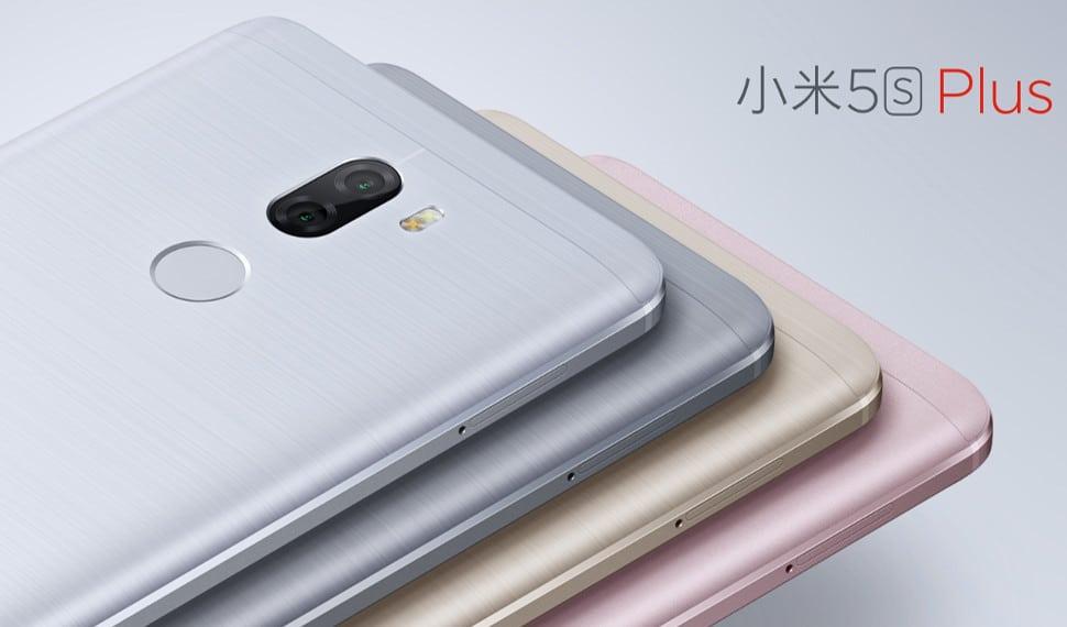 """Xiaomi Mi5s und Mi5s PLUS 5,7"""" Version mit Snapdragon 821 und Ultrasonic-Fingerabdruck vorgestellt 11"""