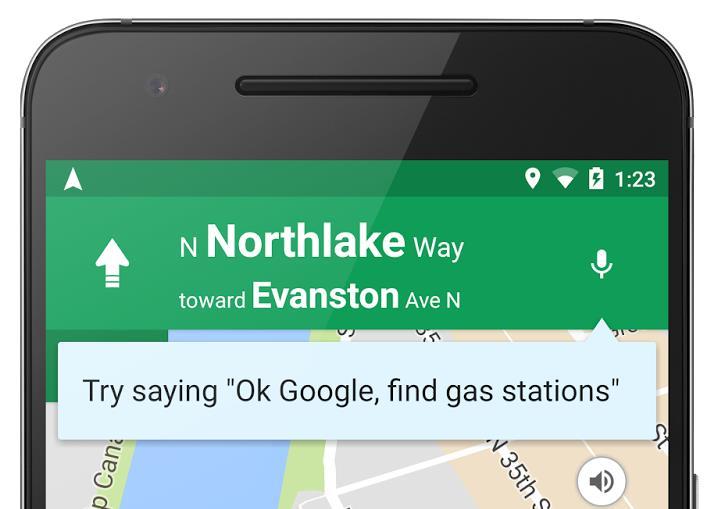 Google Maps: Sprachbefehle, Kalendereinträge und diverse Änderungen 3