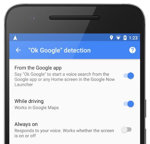 AndroidKosmos | Google Maps: Sprachbefehle, Kalendereinträge und diverse Änderungen 4