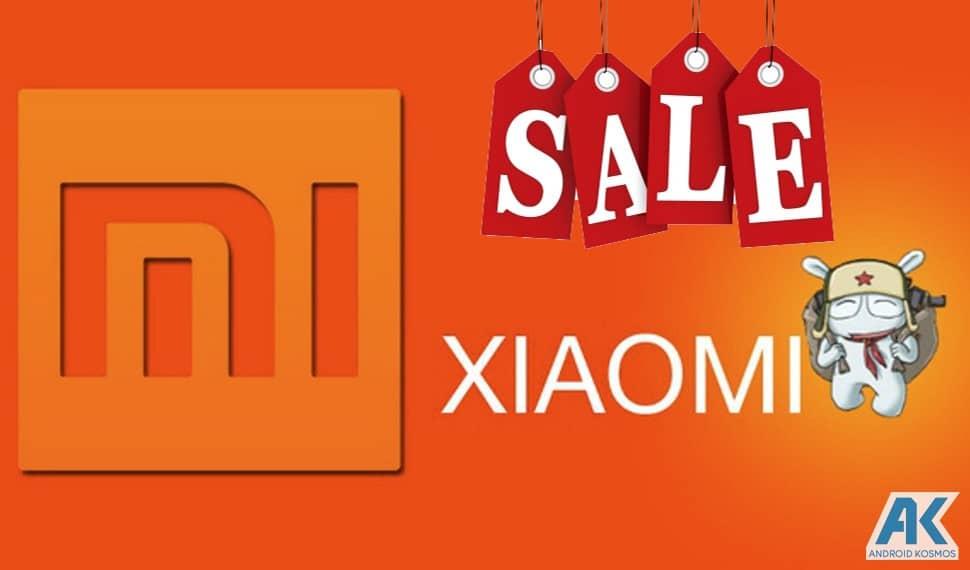 Gearbest Angebote: viele Xiaomi Smartphones günstiger