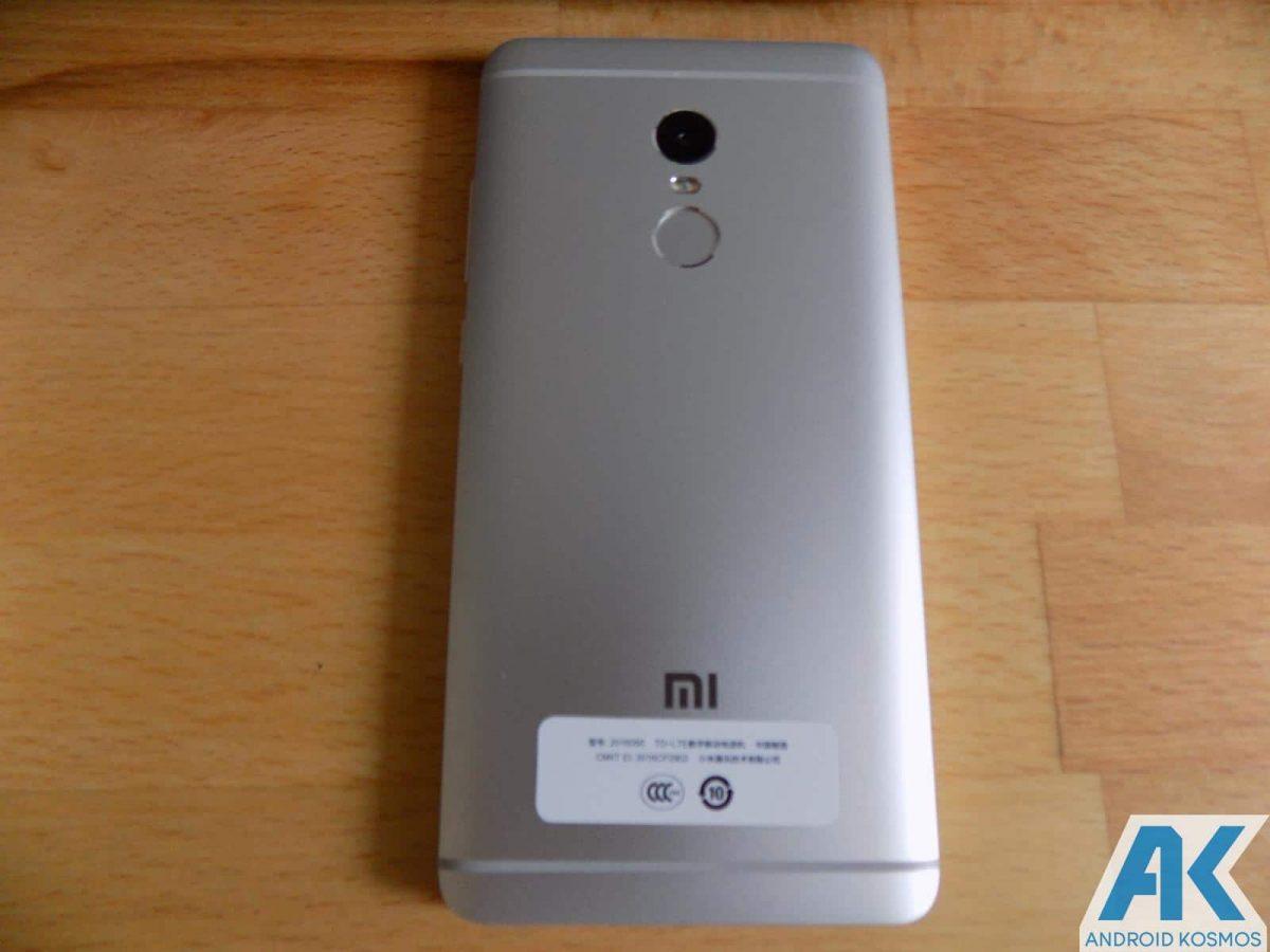 Redmi Note 4 Pro Test: Mittelklasse Phablet der vierten Generation im Test 61