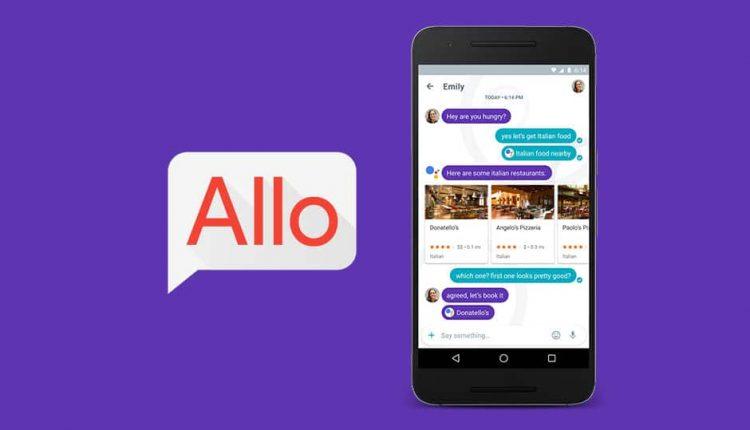 Allo: neuer Google Messenger soll am 21. September erscheinen 2