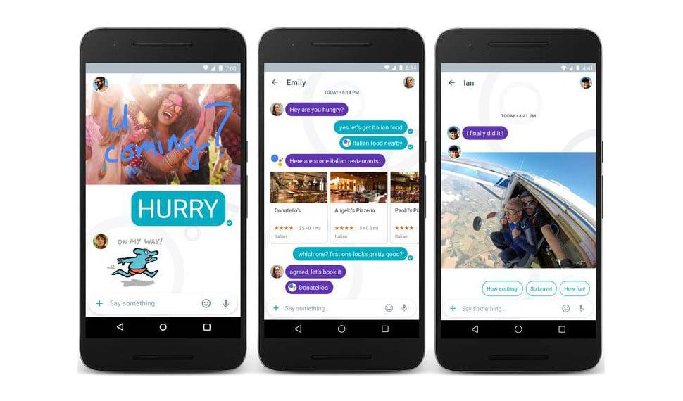 Google Allo: Messenger für Android ist gestartet 1