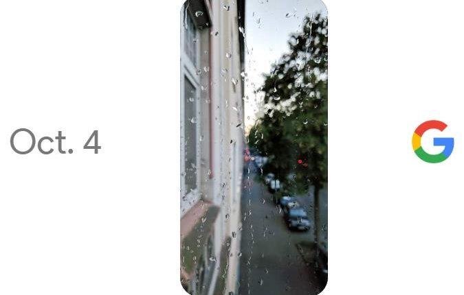 Google Pixel: Event im Oktober und neue Fotos aufgetaucht 1