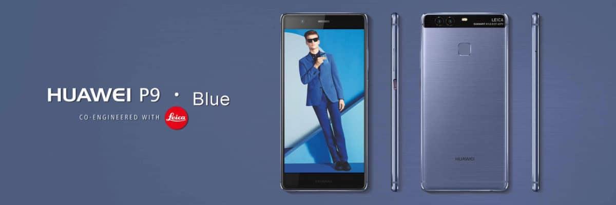Huawei P9 gibt es bald auch in Rot und Blau zu kaufen 13