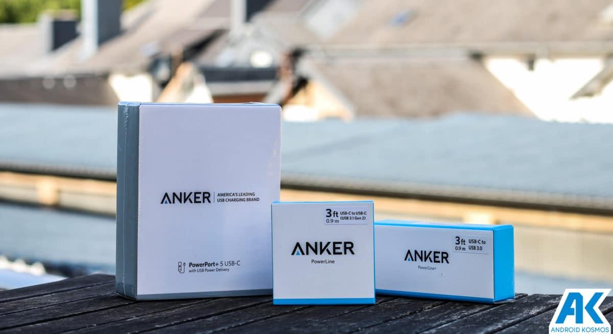 Anker PowerPort: Eine Steckdose für viele 11