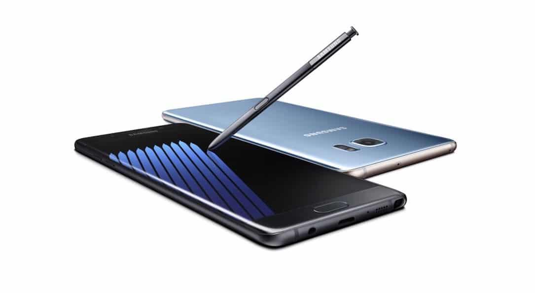 Samsung Galaxy Note 7: Weltweite Rückrufaktion und Verkauf gestoppt 2