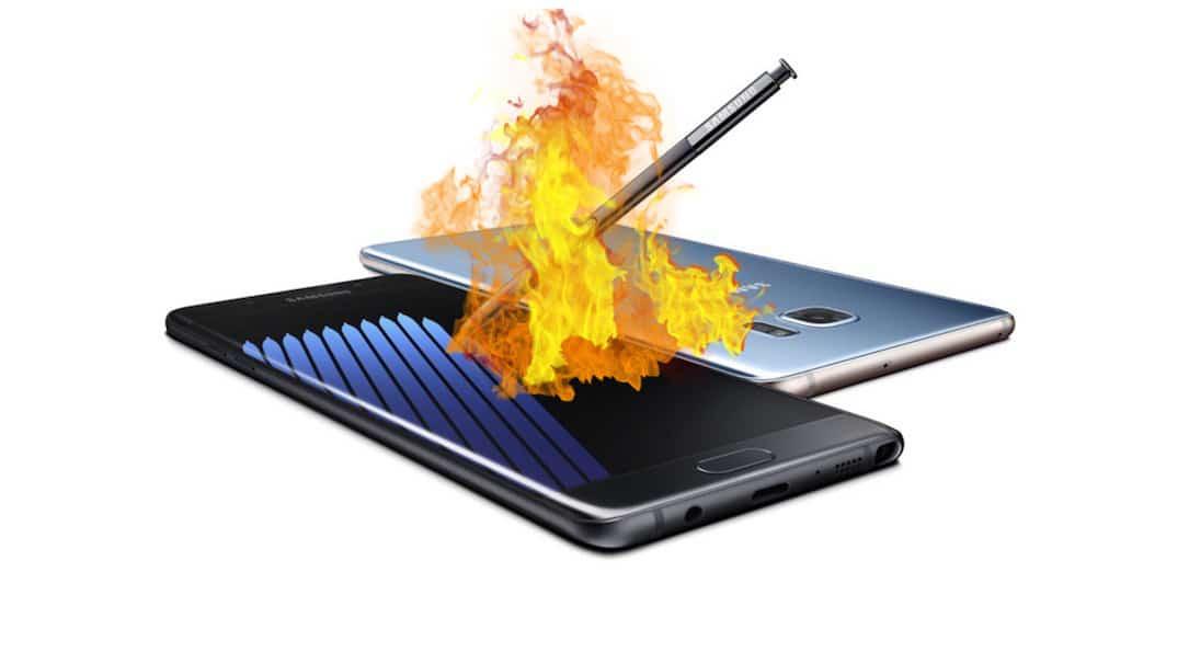 Samsung Galaxy Note 7: Weltweite Rückrufaktion und Verkauf gestoppt 1