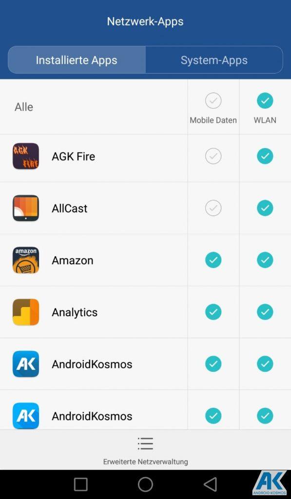 Huawei und Honor: Tipps bei Problemen mit den Benachrichtigungs-Diensten (Push) 31