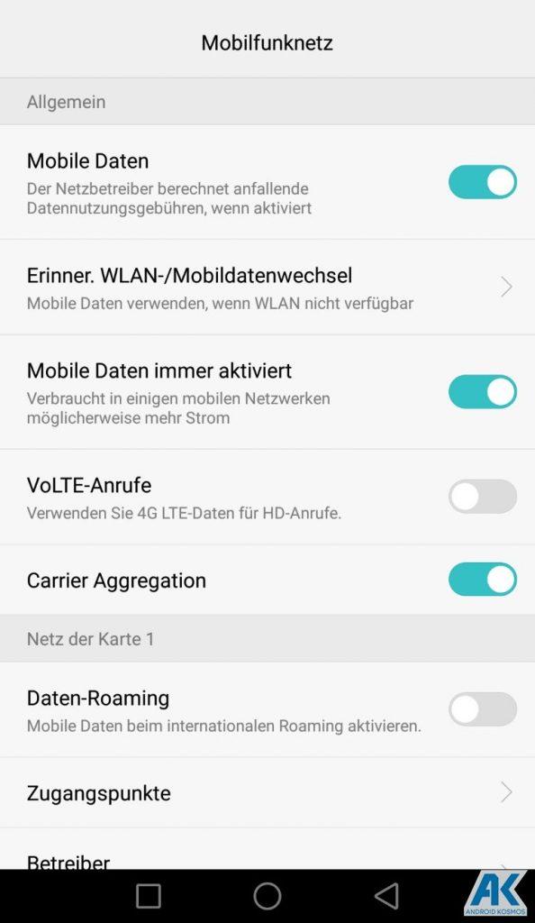 Huawei und Honor: Tipps bei Problemen mit den Benachrichtigungs-Diensten (Push) 30