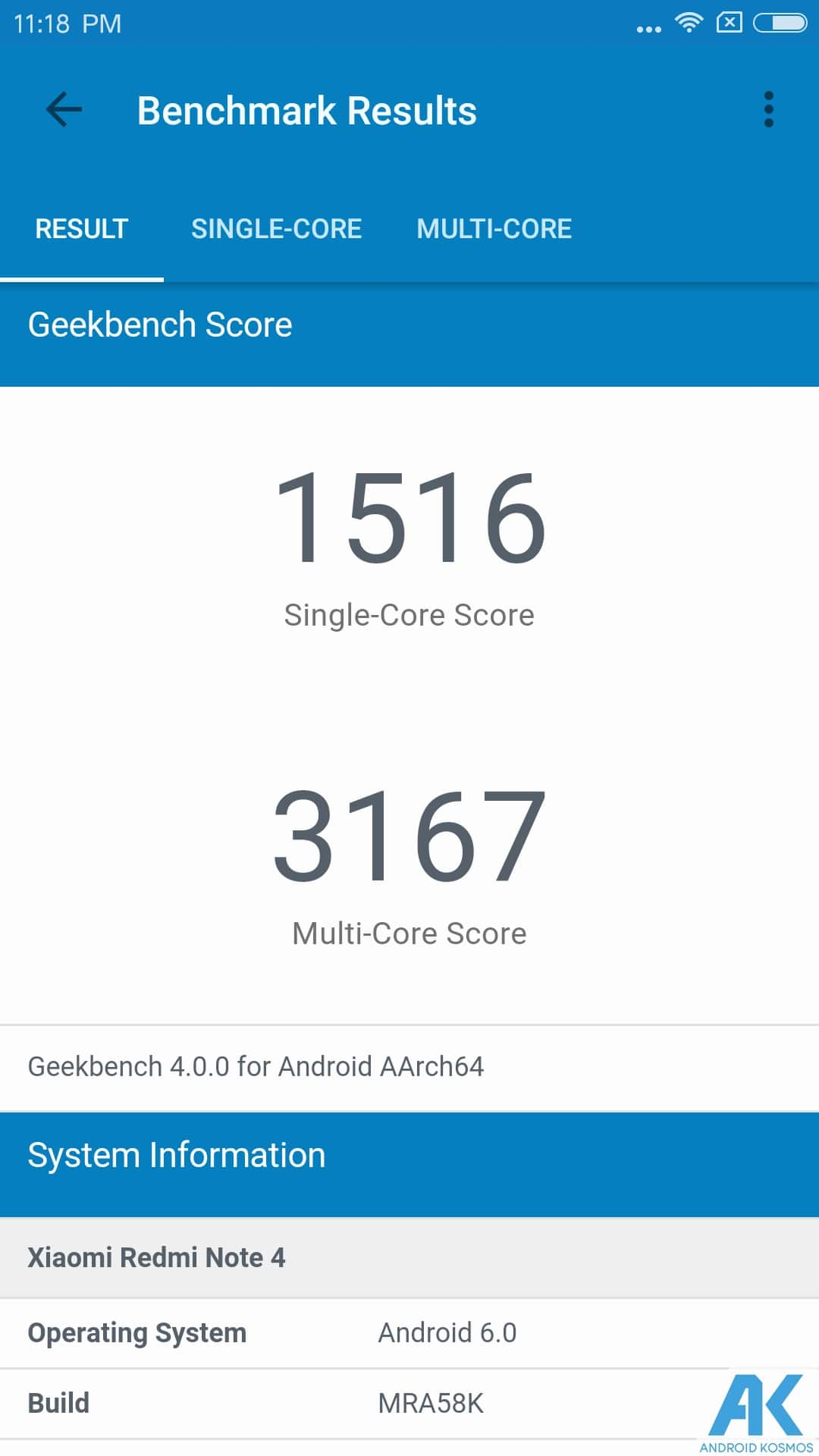 AndroidKosmos | Test/Review Redmi Note 4 Pro - Low Budget Phablet der 5. Generation im Test 5