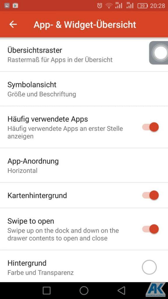AndroidKosmos | Nova Launcher 5.0: neues Pixel-Style ab jetzt in der Beta enthalten 3