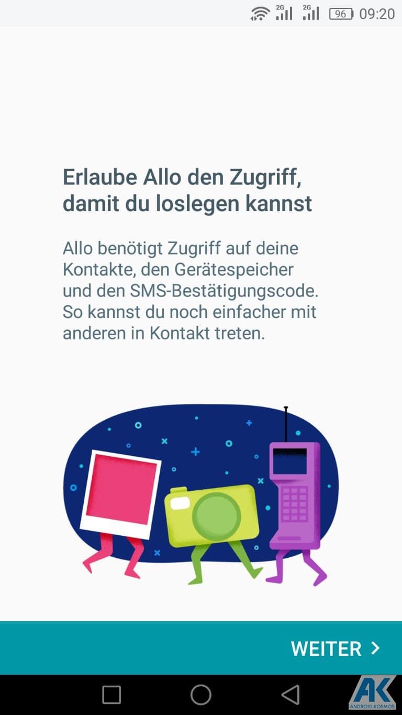 Google Allo: Messenger für Android ist gestartet 4
