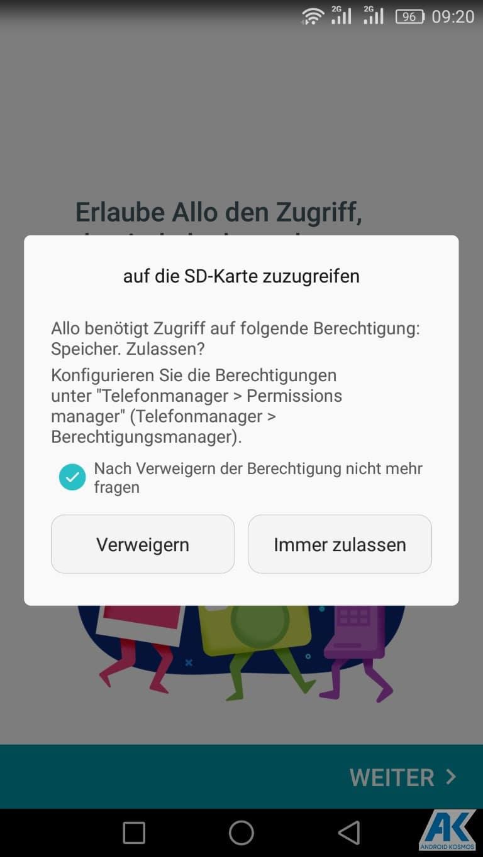 Google Allo: Messenger für Android ist gestartet 5