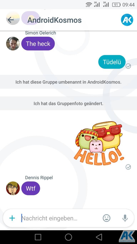 Google Allo: Messenger für Android ist gestartet 15