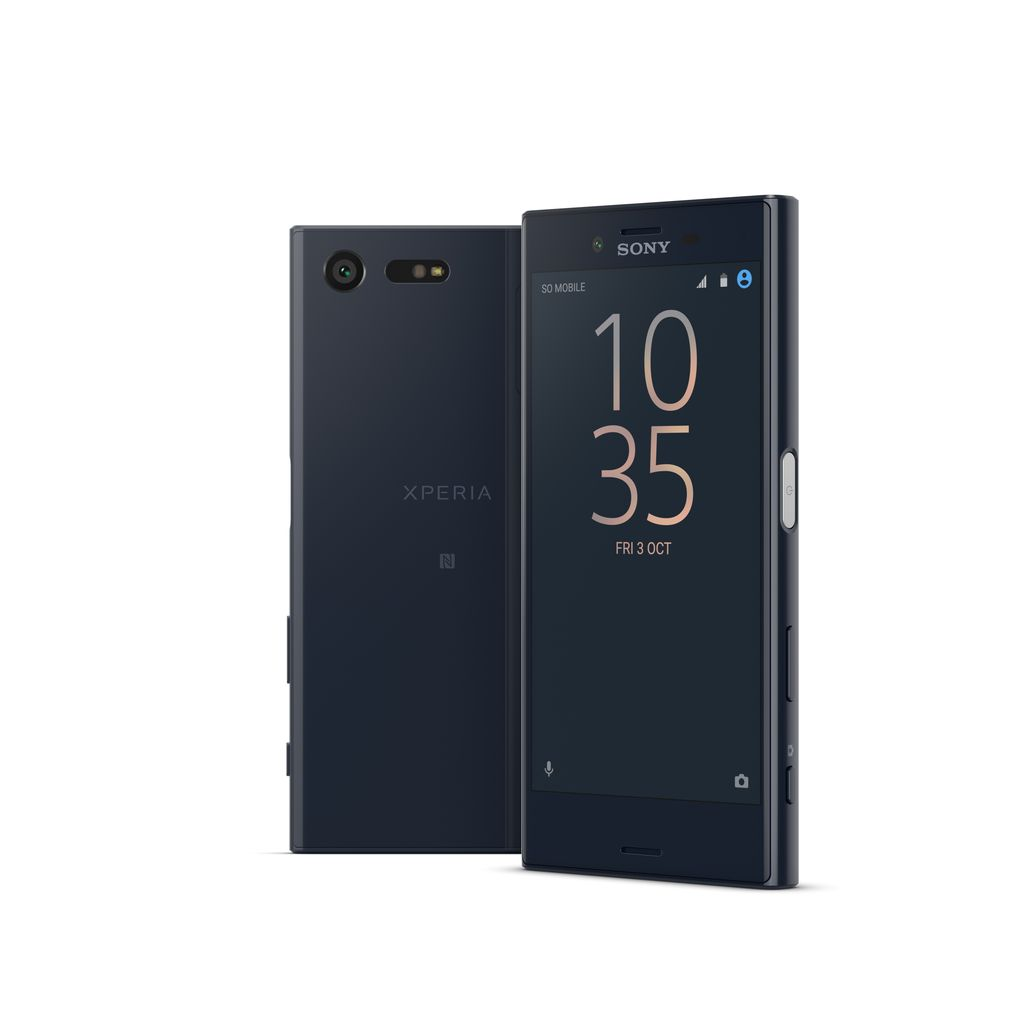 Sony Xperia XZ und Xperia X Compact offiziell vorgestellt 1