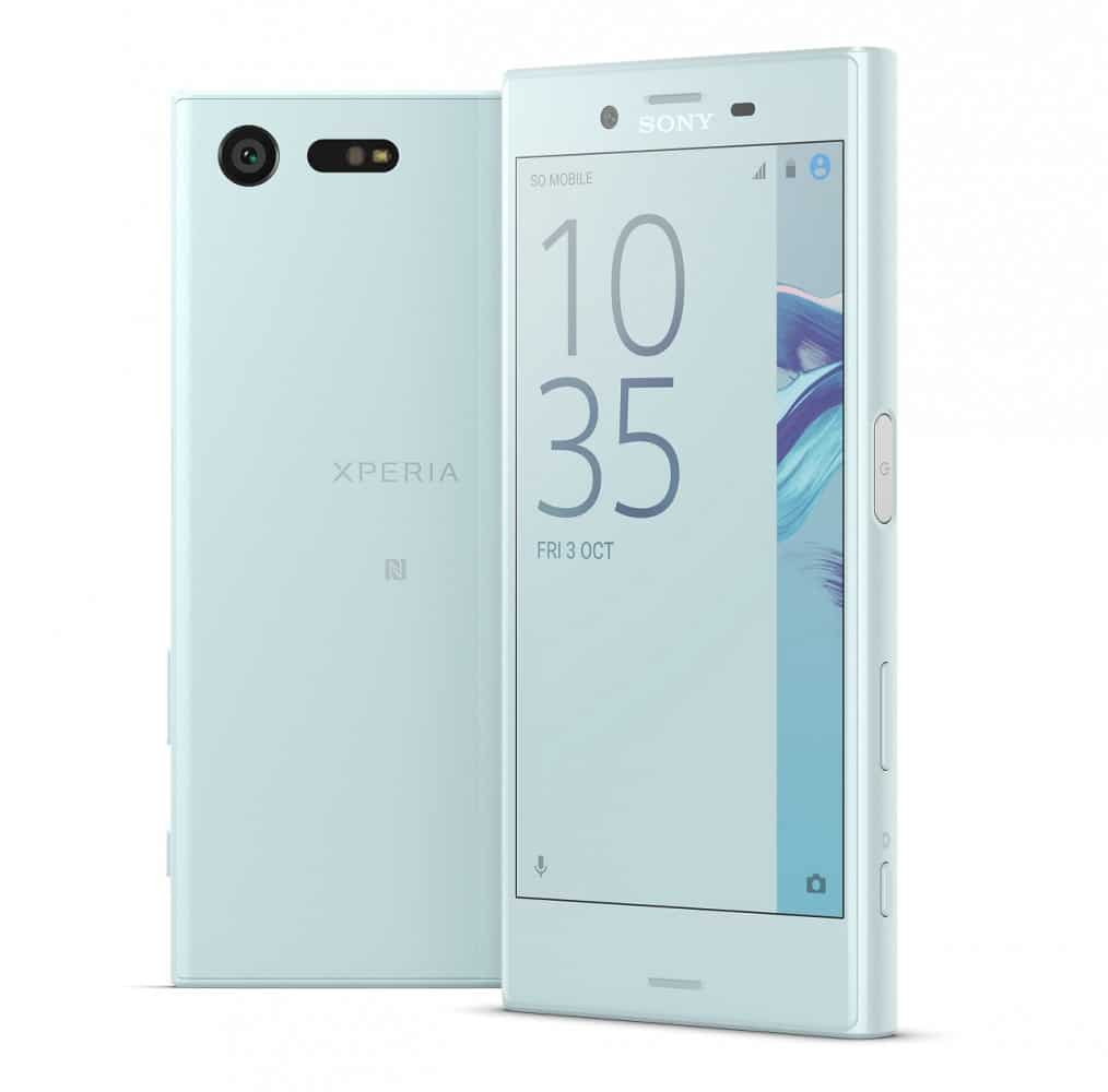 Sony Xperia XZ und Xperia X Compact offiziell vorgestellt 3