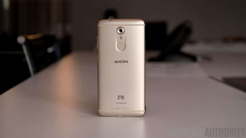 ZTE Axon 7 Mini - Potentes Mittelklasse-Smartphone für 299 Euro 3