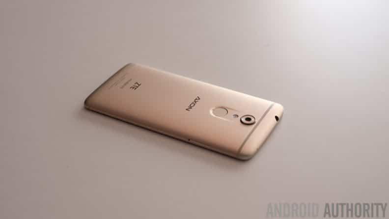 ZTE Axon 7 Mini - Potentes Mittelklasse-Smartphone für 299 Euro 1