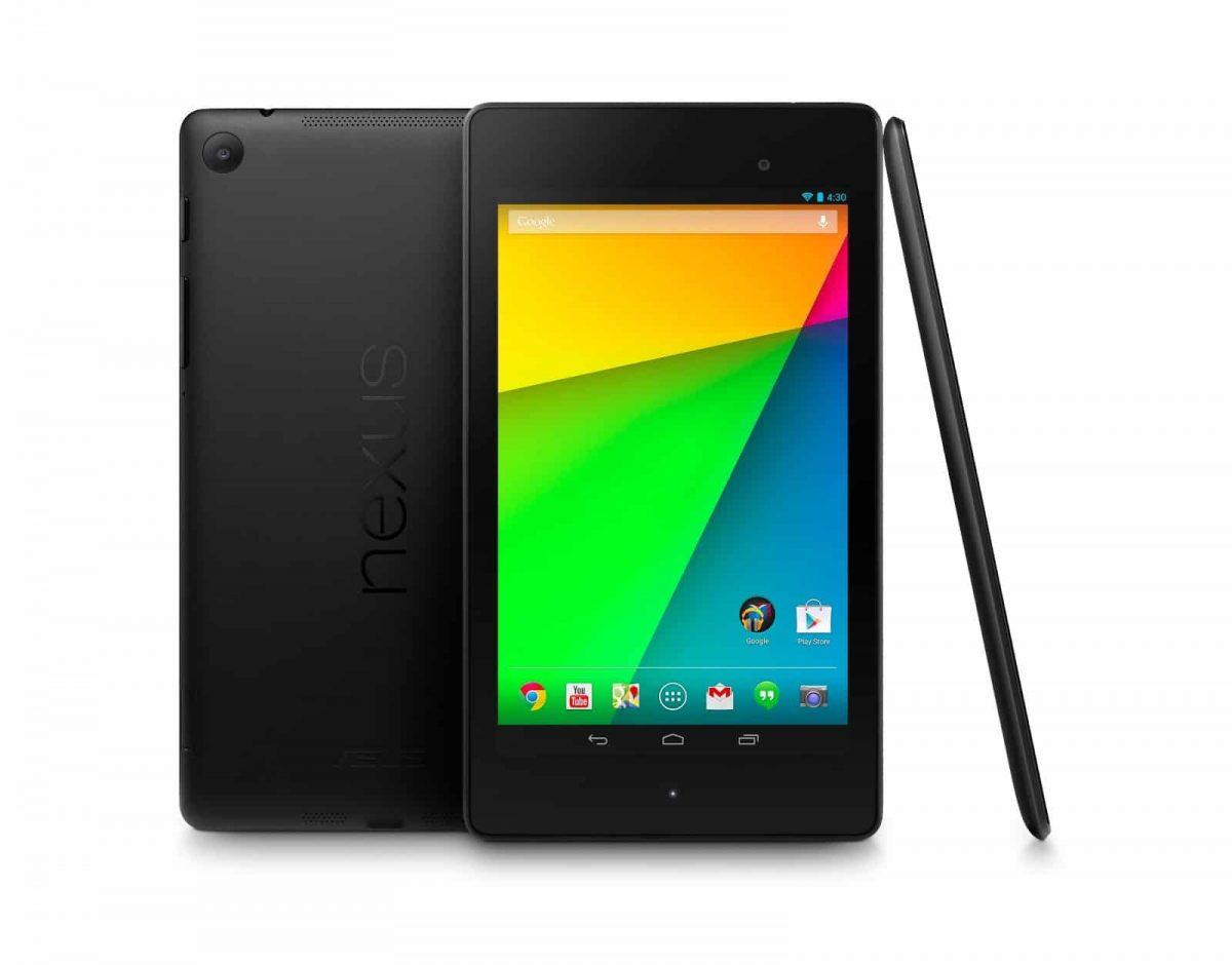 Google plant ein neues Nexus 7 Zoll Tablet mit Huawei für dieses Jahr 1