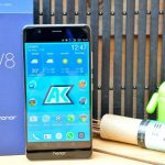 Test / Review: Honor V8 - Spitzen-Phablet mit Dual-Cam ohne Leica 8