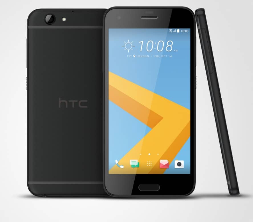 HTC One A9S - Downgrade zur unteren Mittelklasse 1