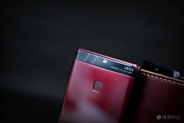AndroidKosmos | Huawei P9 gibt es bald auch in Rot und Blau zu kaufen 1