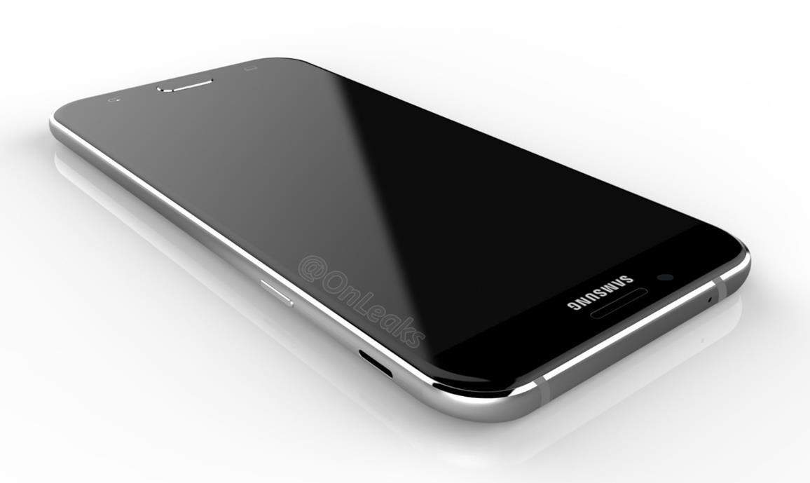 Samsung Galaxy A8: geleakte Bilder zeigen Smartphone aus Glas und Metall 4