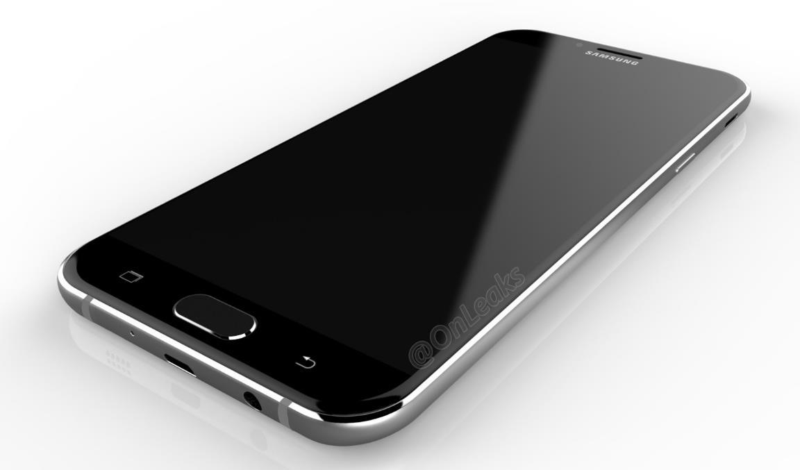 Samsung Galaxy A8: geleakte Bilder zeigen Smartphone aus Glas und Metall 5