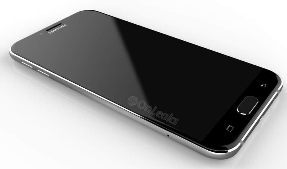 Samsung Galaxy A8: geleakte Bilder zeigen Smartphone aus Glas und Metall 3