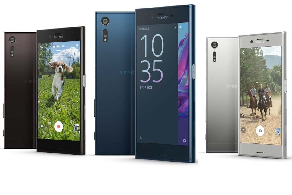 Sony Xperia XZ und Xperia X Compact offiziell vorgestellt 2