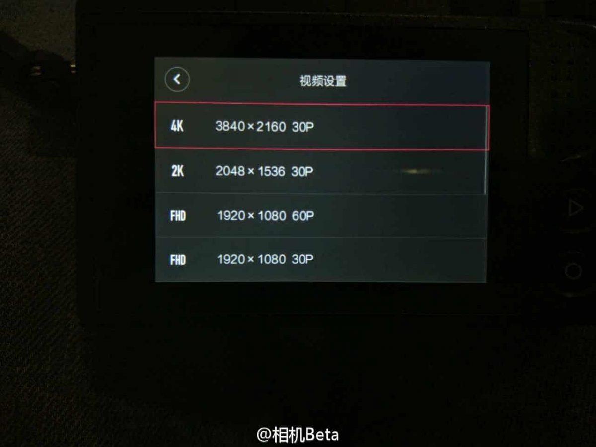 AndroidKosmos | Xiaomi Yi Xiaoyi M1: erste Systemkamera offiziell vorgestellt 9