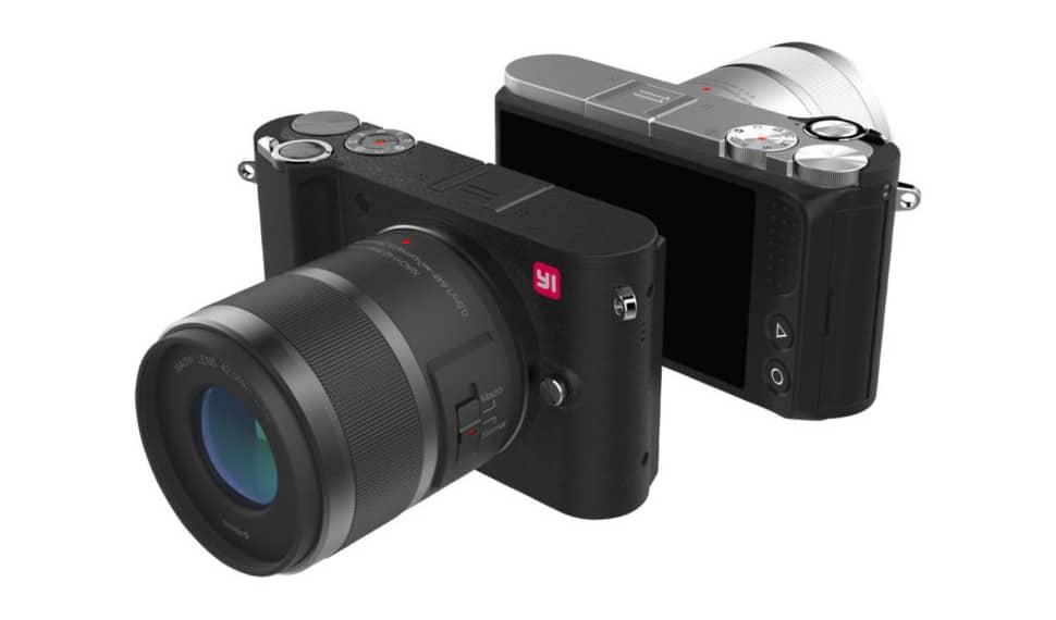 Xiaomi Yi Xiaoyi M1: erste Systemkamera offiziell vorgestellt 1