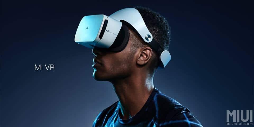 Xiaomi stellt neue Virtual Realtiy Mi VR Brille mit eigenen Sensoren 1