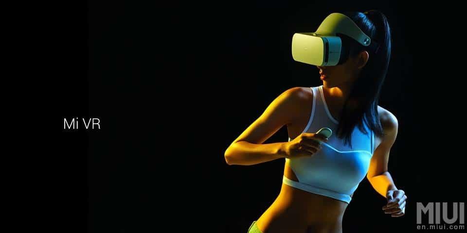 Xiaomi stellt neue Virtual Realtiy Mi VR Brille mit eigenen Sensoren 3