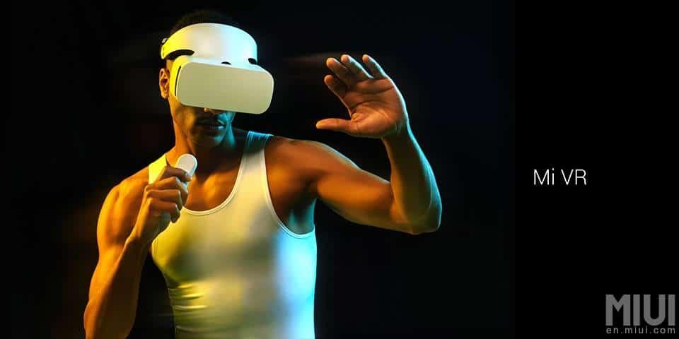Xiaomi stellt neue Virtual Realtiy Mi VR Brille mit eigenen Sensoren 4
