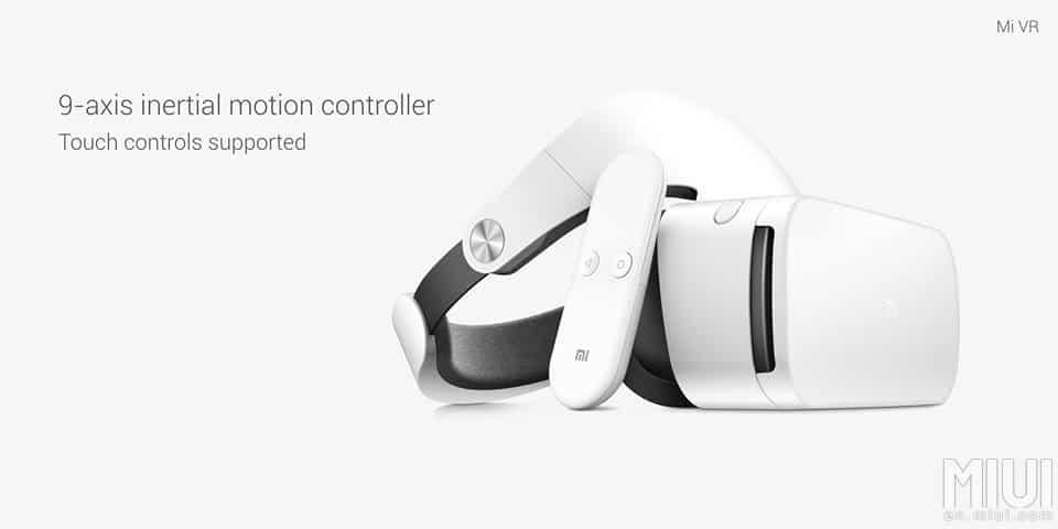 Xiaomi stellt neue Virtual Realtiy Mi VR Brille mit eigenen Sensoren 5