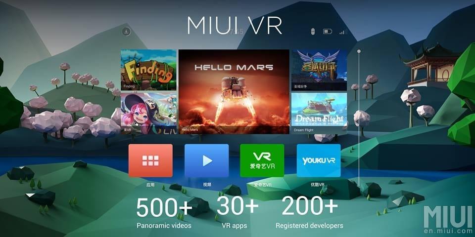 Xiaomi stellt neue Virtual Realtiy Mi VR Brille mit eigenen Sensoren 7