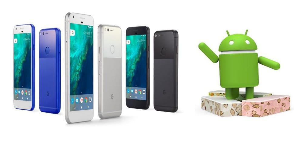 Google Pixel Phones und Android 7.1 bringen Fragmentierung gleich mit