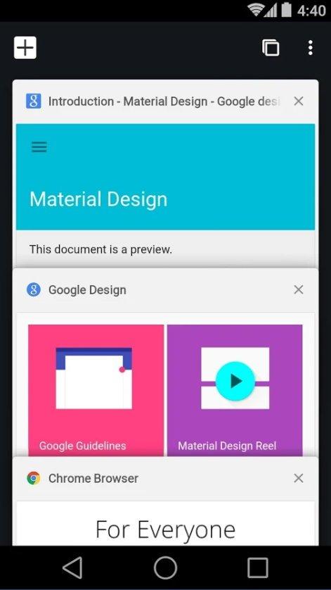 Google Chrome Canary: erste Browser App für Android veröffentlicht 2