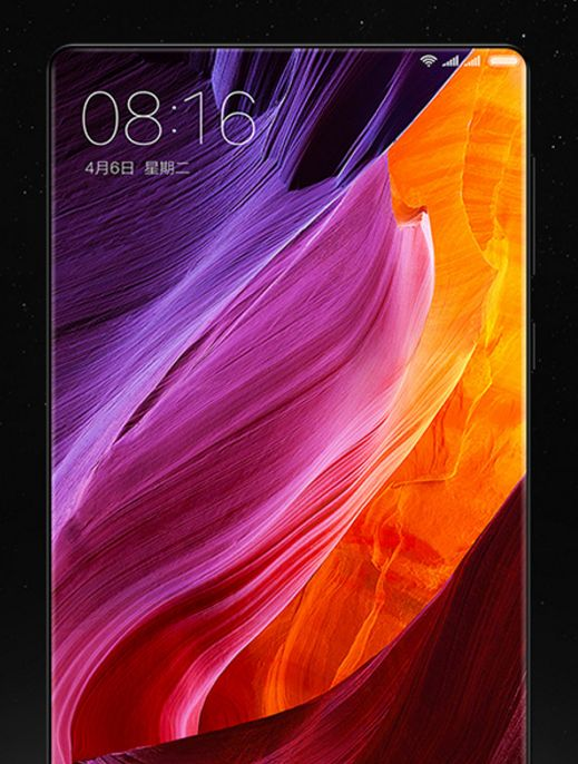 AndroidKosmos | Xiaomi Mi Mix: Das randlose Smartphone als Konzept 6